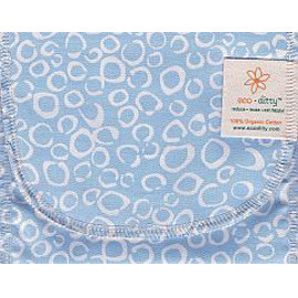 100% Organic Cotton Reusable Snack Bag