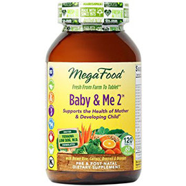 Baby & Me 2, 120 count
