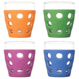 Small Beverage Glasses (set of 4), 10 oz.
