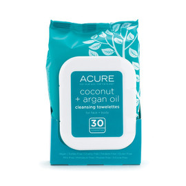 Coconut & Argan Cleansing Towelettes