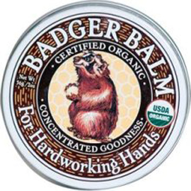 Badger Balm for Hardworking Hands, 2 oz.