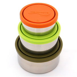 stainless steel food container moss