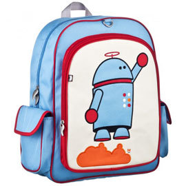Big Kid Backpack, Alexander the Robot