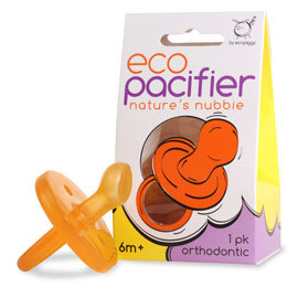 Orthodontic Natural Rubber Pacifier
