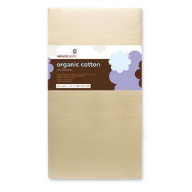 Naturepedic Ultra - Organic Cotton Crib Mattress