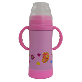 pink sippy