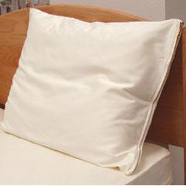 Organic Barrier Pillow Cover