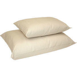 Organic Cotton Pillow, Toddler or Standard Size