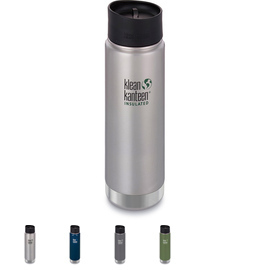 20oz Wide Insulated Bottle with Cafe Cap