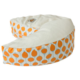 Organic Nursing Pillow - Clementine