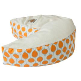 Organic Nursing Pillow - Clementine