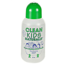 Clean Kids Naturally Germ Busting Soap