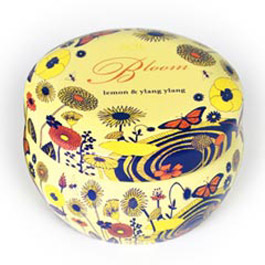 Bloom Candle Tin