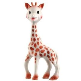 Sophie the Giraffe Natural Rubber Teether Toy